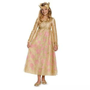 Women's Disney Maleficent Aurora Coronation Dress